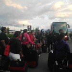 National Team arrives in Tromso