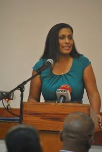 TTCA President, Sonja Johnson