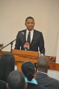 TTOC President, Brian Lewis