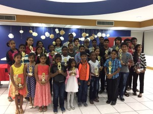 National Youth and Junior Chess Champions 2017